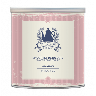 Smoothie de Iogurte Ananás