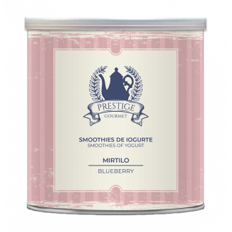 Smoothie de Iogurte Mirtilo