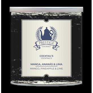 Cocktail Manga, Ananás & Lima
