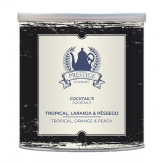 Cocktail Tropical, Laranja...
