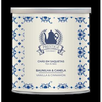 Chá em Saqueta Baunilha e...