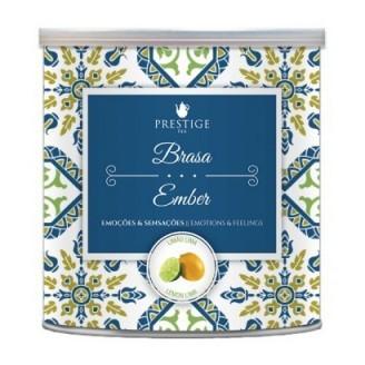 Chá frio de Limão Lima