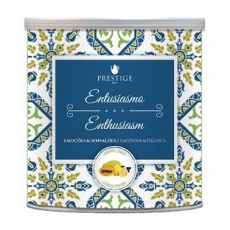 Chá Frio de Frutos Exóticos