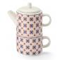 Chávena com Bule Tea For...