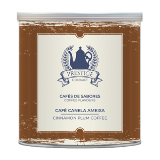 Café de Sabor Canela Ameixa