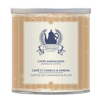 Café Americano com Canela e...