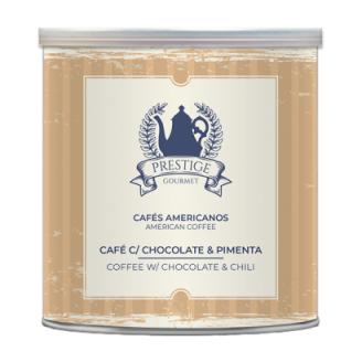 Café Americano com...