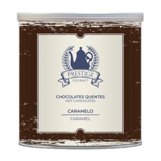 Chocolate Quente Caramelo