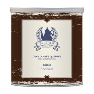 Chocolate Quente Côco