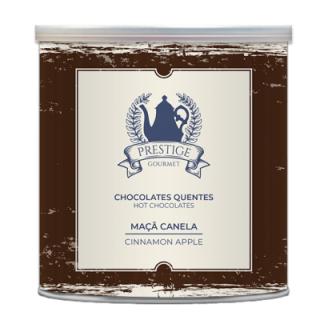 Chocolate Quente Maçã e Canela